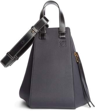 Loewe Medium Hammock Calfskin Leather Hobo