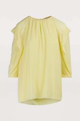 Chloé Silk blouse