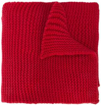 Camiel Fortgens knitted scarf