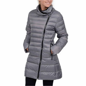 Champion Long Insulated Puffer Jacket $69.99 thestylecure.com