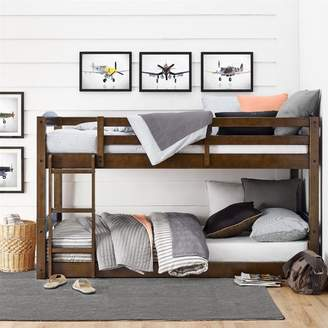 LOFT Harriet Bee Daleyza Twin Bunk Bed Bed Frame