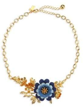 Kate Spade Flower Child Collar Necklace