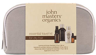 JOHN MASTERS Four-Piece Essential Travel Set For Dry Hair