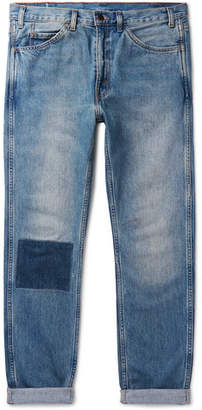 Levi's 1969 606 Slim-fit Selvedge Denim Jeans - Blue