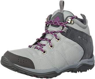 Columbia Women's FIRE Venture MID Textile Hiking Boot