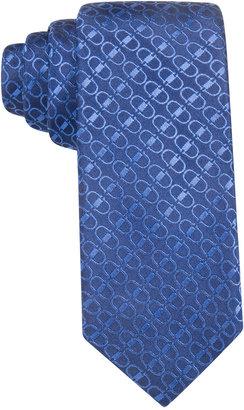 "Alfani Men's Blue 2.75"" Slim Tie, Created for Macy's $52.50 thestylecure.com"