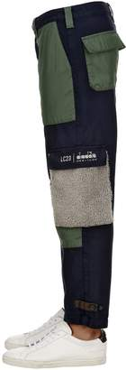 Lc23 Patchwork Sweatpants