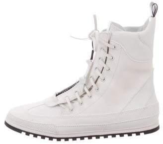 Louis Vuitton Palm Canyon High-Top Sneakers