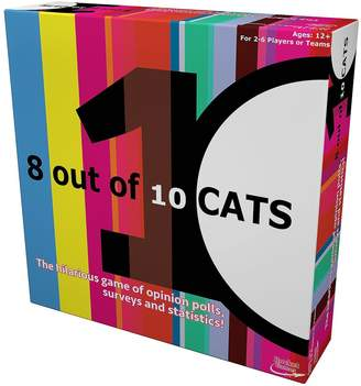 Very 8 out of 10 Cats