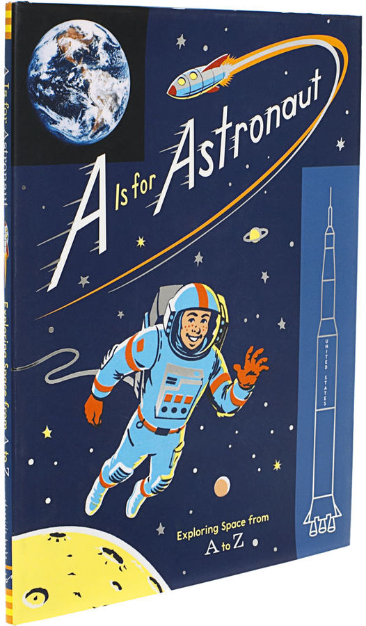 Chronicle Books A Is For Astronaut - Y