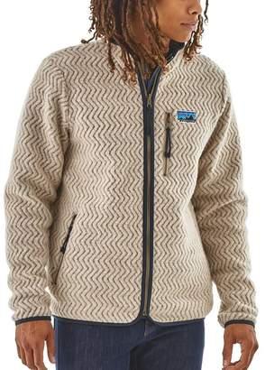 Patagonia Men's Woolie Fleece Reversible Jacket