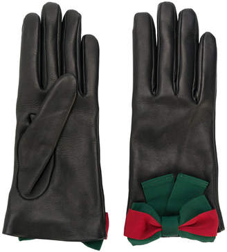 Gucci classic logo gloves