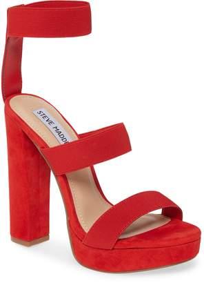 Steve Madden Glamorize Strappy Platform Sandal