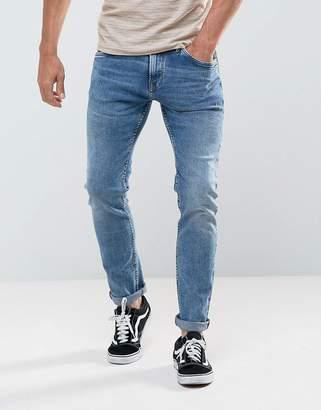 Tom Tailor Slim Jeans In Light Wash
