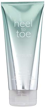 Heel to Toe Warming Foot Scrub