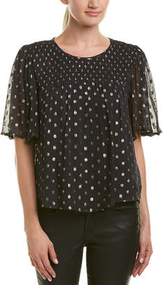 Velvet by Graham & Spencer Claudie Blouse