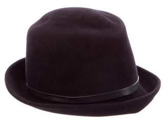 Christian Dior Felt Woven Hat