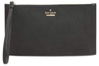 Kate Spade New York Cameron Street Ariah Leather Wristlet