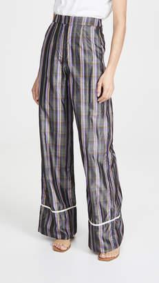 N. Duo Striped Long Weekend Pants