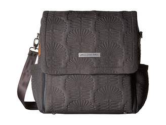Petunia Pickle Bottom Embossed Boxy Backpack