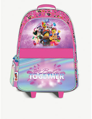 MOVIE 2 Lets Build Together shell backpack