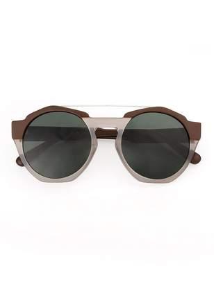 Marni Eyewear round lens sunglasses