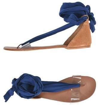 Free People Toe post sandal