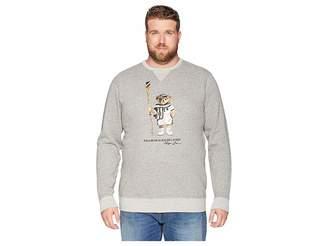 Polo Ralph Lauren Big & Tall Big Tall Vintage Polo Bear Fleece Sweatshirt
