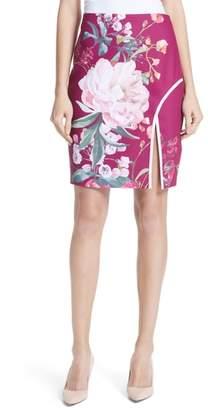 Ted Baker Kalena Serenity Side Slit Pencil Skirt