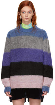 Acne Studios Multicolor Striped Albah Sweater