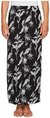 Roxy Speed of Sound Maxi Skirt Women's Skirt