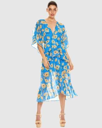 Talulah Sicily Sway Midi Dress