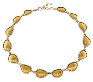 Gurhan Two-Tone Necklace