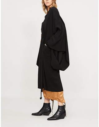 Limi Feu Woven kimono jacket