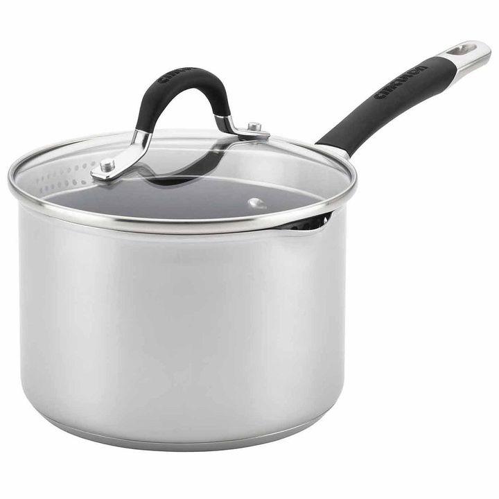 CirculonCirculon 3-qt. Stainless Steel Sauce Pan