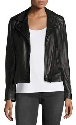 IRO Han Leather Motor Jacket
