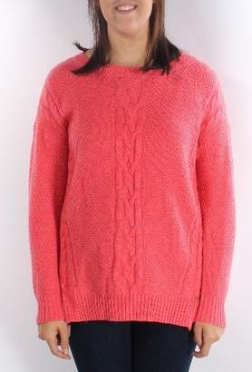 Tommy Hilfiger Women's Speck Cable Knit Sweater [L] []