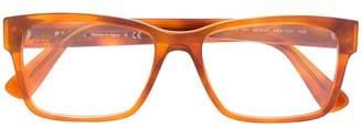 Prada (プラダ) - Prada Eyewear スクエア眼鏡フレーム