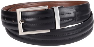 Chaps Men's Comfort Stretch Reversible Dress Belt