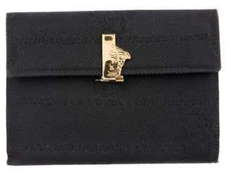Gianni Versace Medusa Compact Wallet