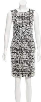 Aquilano Rimondi Aquilano.Rimondi Embellished Tweed Dress