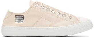 Maison Margiela White Stereotype Sneakers