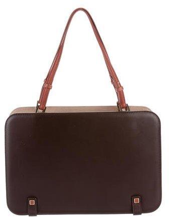 Missoni Colorblock Frame Bag