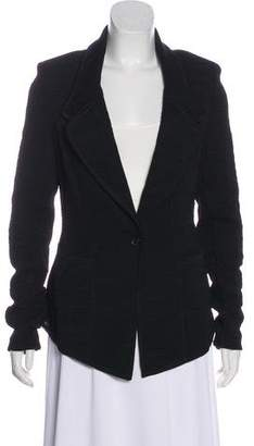 Givenchy Peak-Lapel Structured Blazer