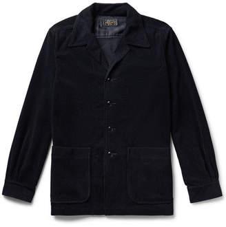 Beams Wool-Blend Corduroy Jacket