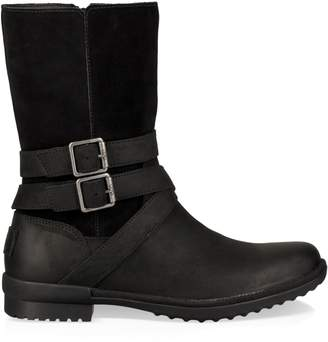 UGG UGGpure Piedmont Lorna Sheepskin, Leather Suede Waterproof Boots