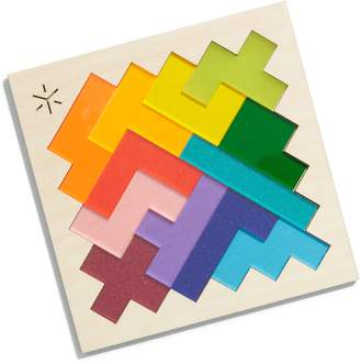 BRIGHT BEAM GOODS Square Pentomino Puzzle