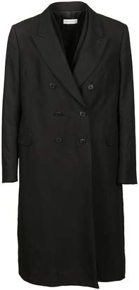 Dries Van Noten Double Breasted Coat