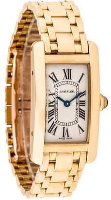 Cartier Tank Américaine Watch