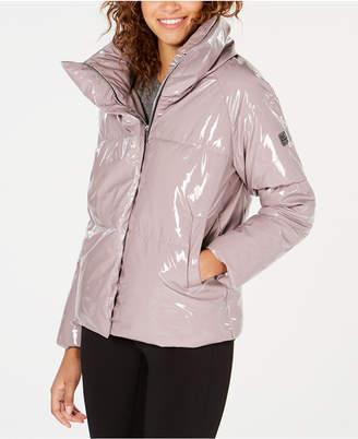 Calvin Klein Shiny Puffer Jacket